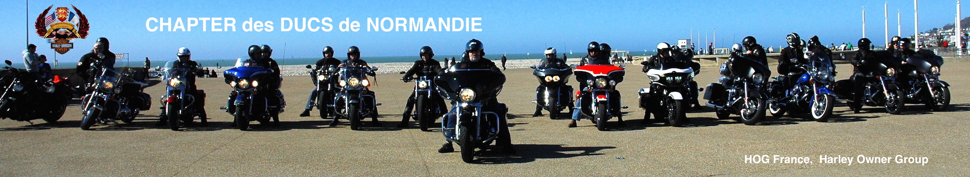 Ducs de Normandie Chapter France